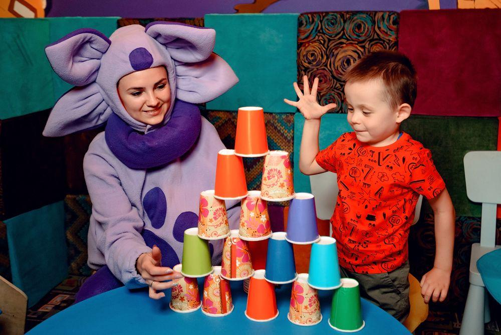 Детский день рождения в чайхане