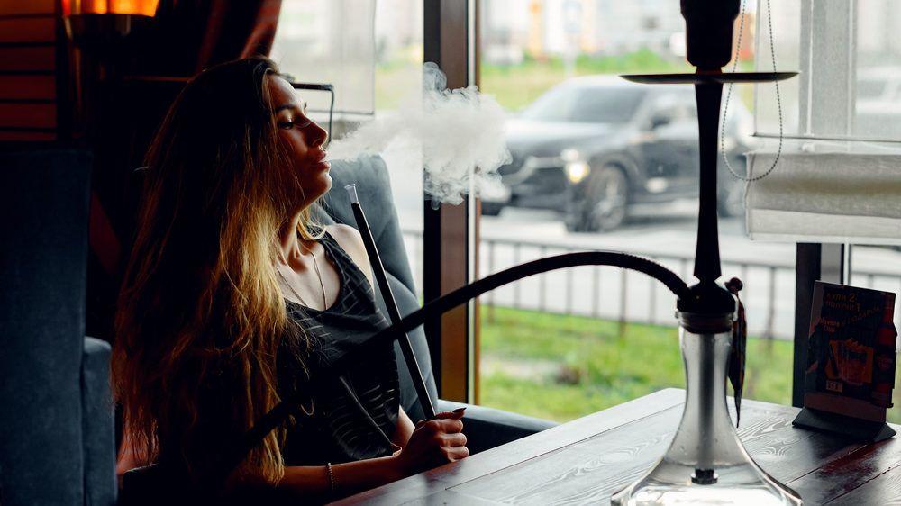 Атмосферное восточное кафе