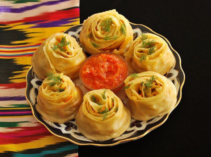 Узбекская кухня восточная