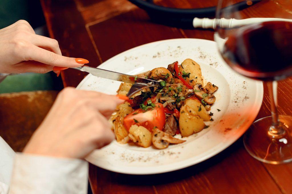 Отличия восточной и европейской кухни