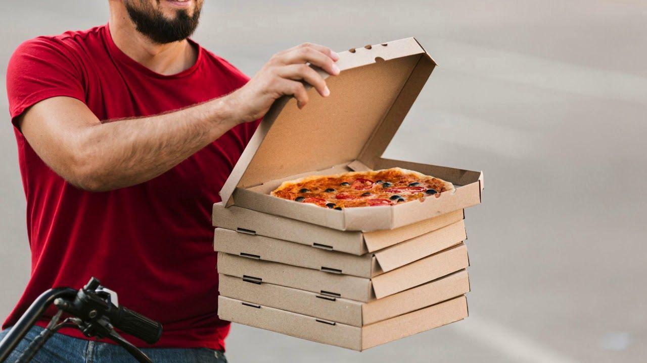 Картинки доставки еды