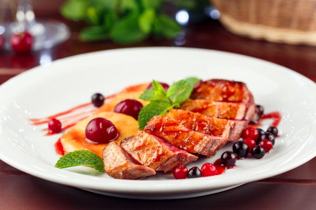 Традиционные блюда европейской кухни
