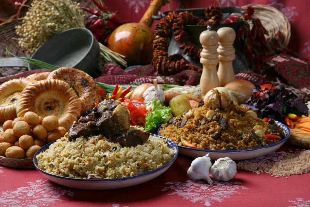 Культура и традиции Узбекистана