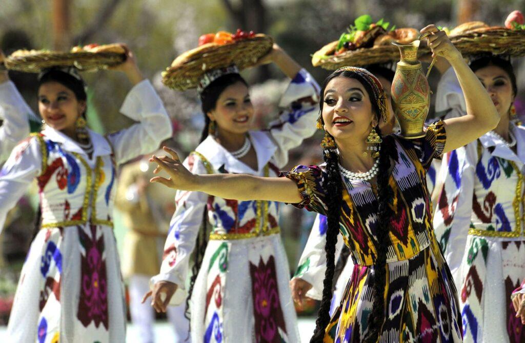 Национальные традиции в Узбекистане