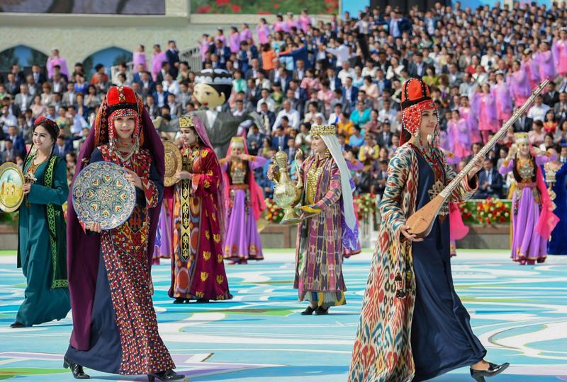 Особенности менталитета узбеков