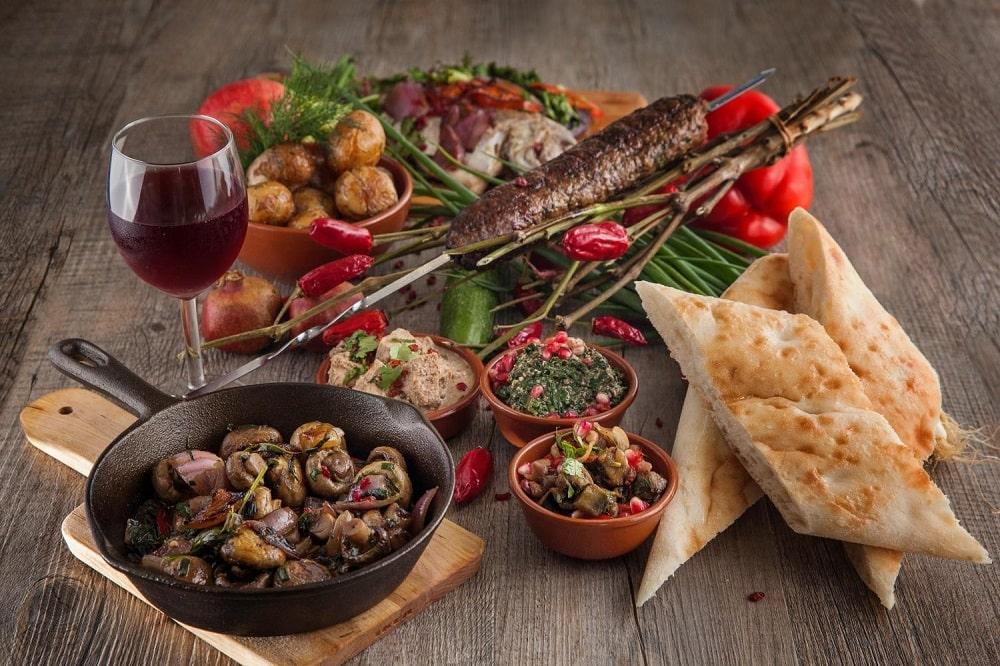 Хачапури в грузинской кухни