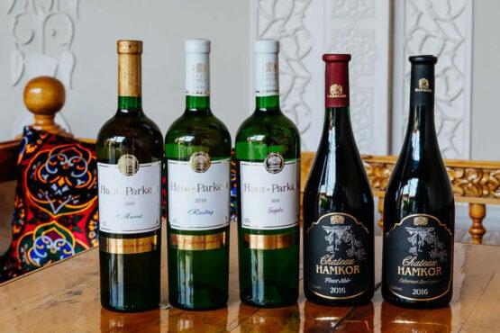 Узбекские вина