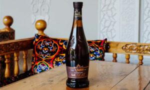 Узбекское вино мускат