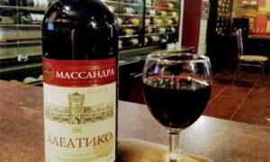 Вино алетико
