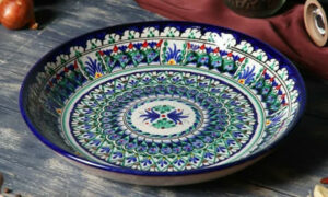 Узбекская посуда ляган