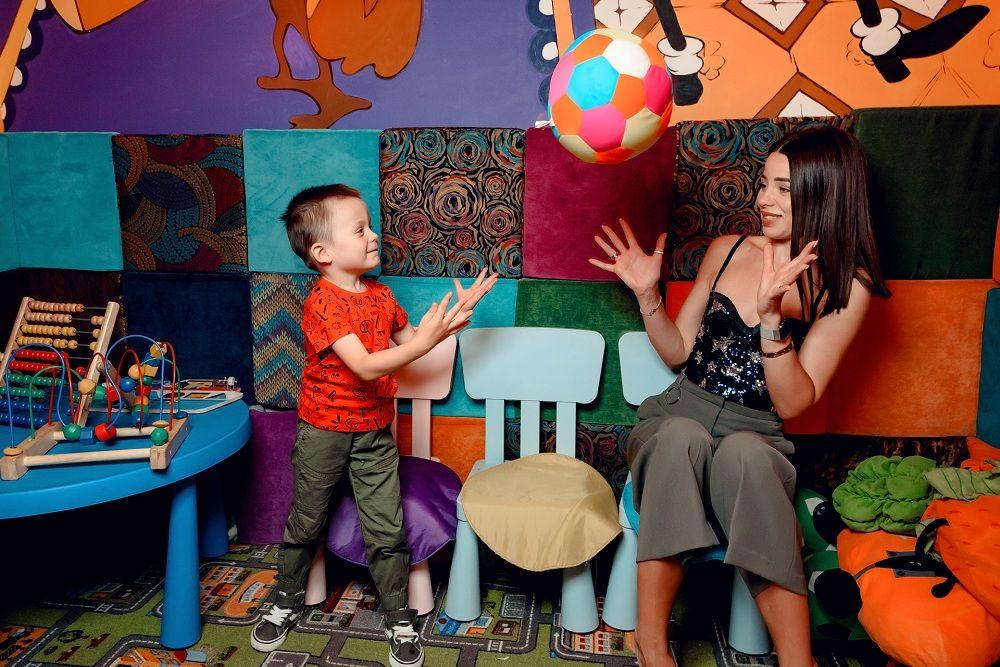 Детская комната в чайхане